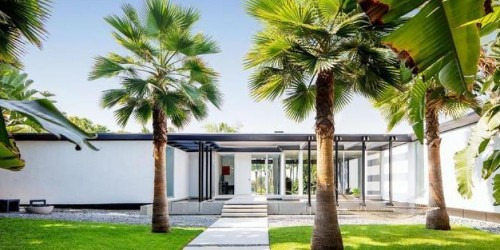 Hedi Slimane Is Selling His Los Angeles House for $17.5 Million — Take a Look Inside