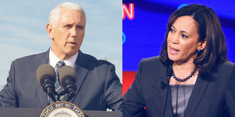 The Vice Presidential Debate Is Shaping Up to Be Must-See TV