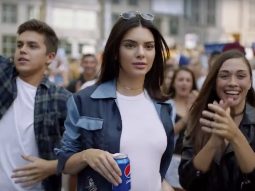 Actor From Kendall Jenner Pepsi Commercial Addresses Backlash