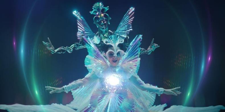Björk's Surreal New Video Features an Extravagant Gucci Dress That Took 870 Hours to Make