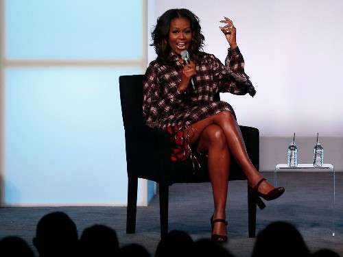 Michelle Obama Has a Long History of Supporting Emerging Fashion Designers, from Teija to Jason Wu