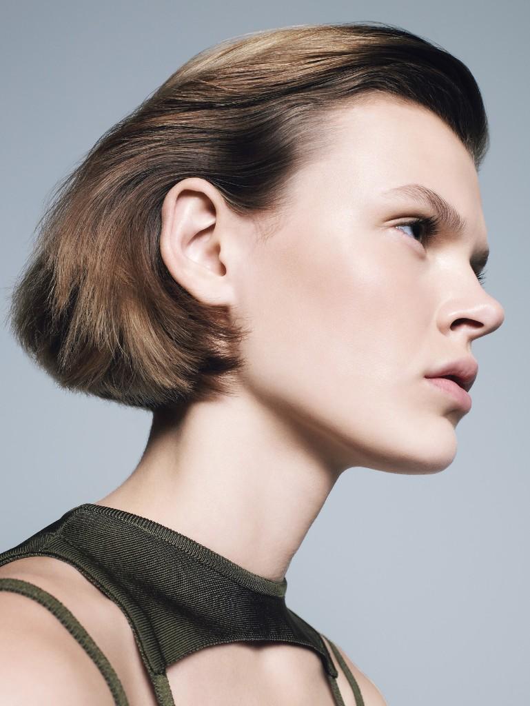 Hair Styles - Magazine cover