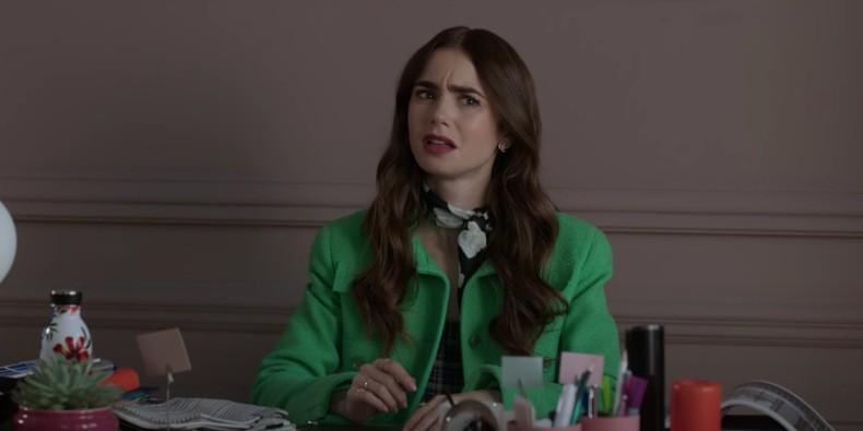 Netflix's 'Emily in Paris' Trailer Has Guilty Pleasure Binge Written All Over It