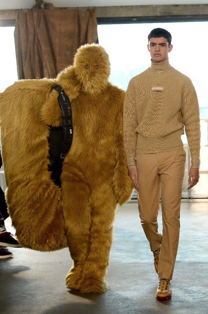 The 11 Most Insane Looks From London Fashion Week Men's Fall 2019