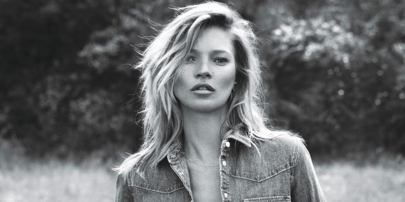 """Kate Moss Is Considering """"Building a Forest"""" as a Gift to Planet Earth"""