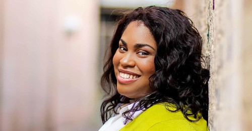Angie Thomas and TLC