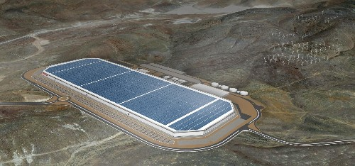 The World's Largest Building Will be a 'Gigafactory'