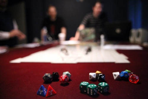 Dungeons and Dragons Rolls Into The Classroom