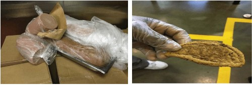 Abandoned Gun, Moldy Bread Pudding and 'Unrecognizable' Hamburgers Found in New Jersey Immigrant Lock-up