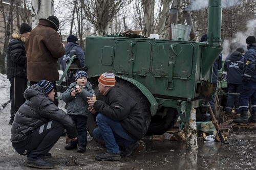 War Escalates in Eastern Ukraine