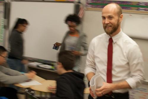 Meet the Teachers Crazy Enough to Teach Middle School