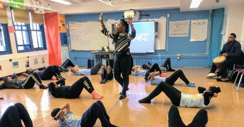 A Fast-Track to Get Artists Teaching in City Classrooms