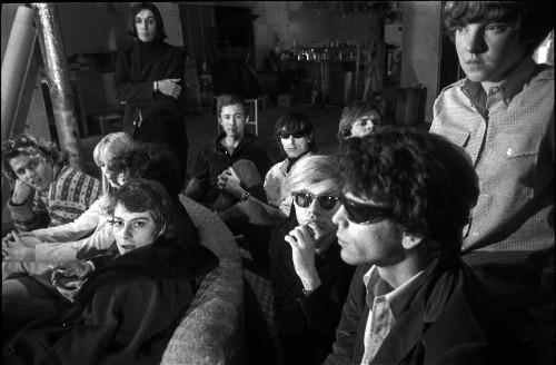 Warhol, Dylan, Ginsberg and...Barbara Rubin