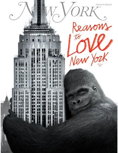 New York Magazine's Best of Books, Art, & Theater