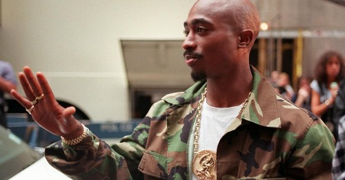 The Many Myths of Tupac Shakur