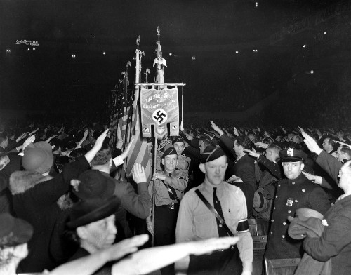 Oscar-Nominated Documentary Short Spotlights American Nazism | WNYC | New York Public Radio, Podcasts, Live Streaming Radio, News