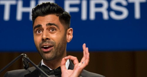 """Homecoming King"" Hasan Minhaj"