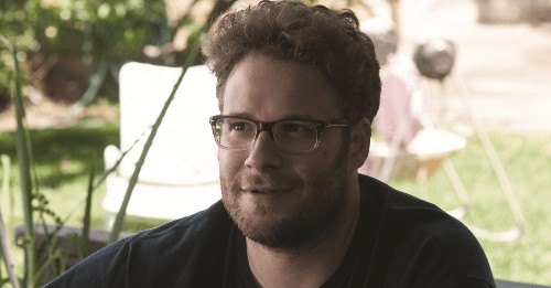 Seth Rogen, Lovable Man-Child