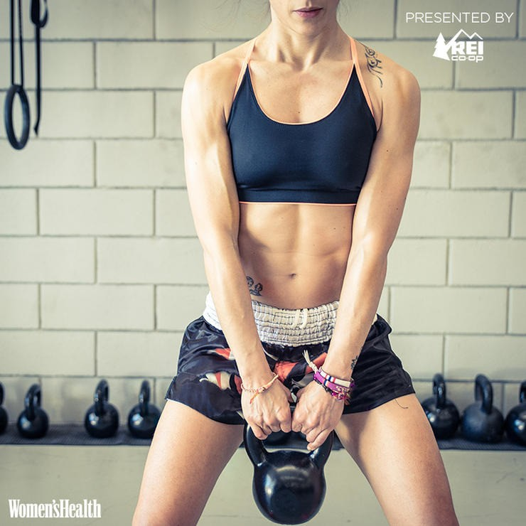 Health & Fitness  - Magazine cover