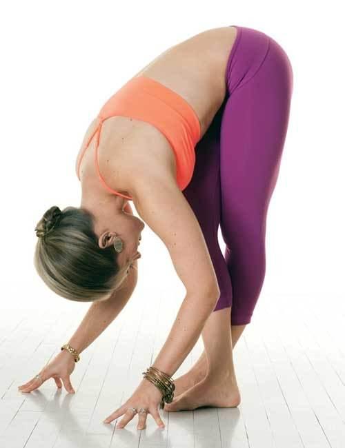 Yoga And Stuff - Magazine cover