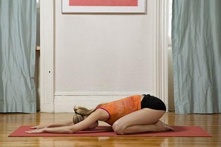 Yoga Poses - Magazine cover