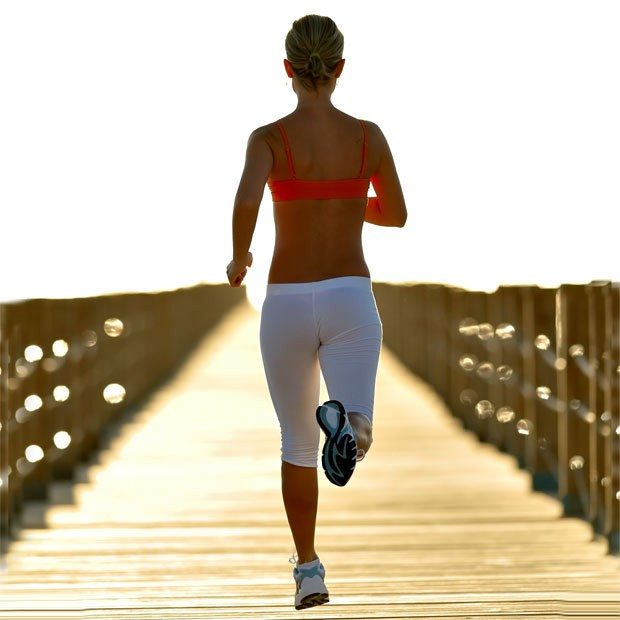 Running Fitness - Magazine cover
