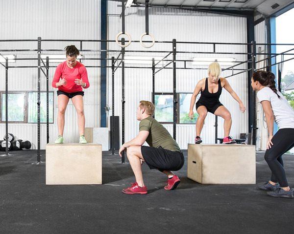 CrossFit - Magazine cover
