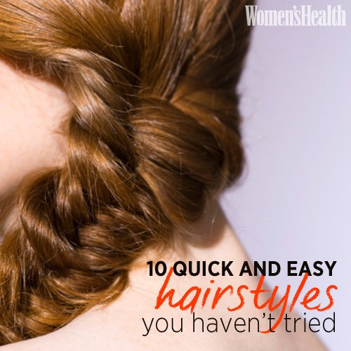 hair style  - Magazine cover