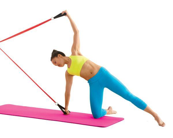 Exercise is Key - Magazine cover