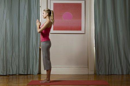 Yoga And Health - Magazine cover