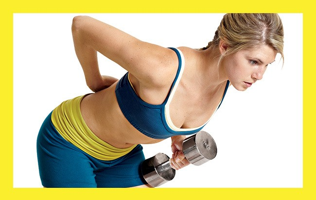 Exercise! - Magazine cover