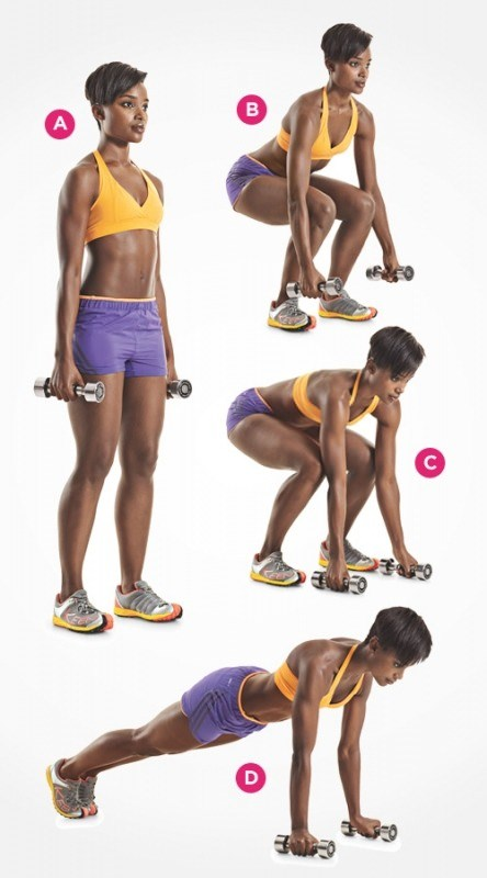 10 Abs Execises Better than Crunches - Magazine cover