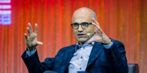 Early Shakeups In Nadella's Microsoft