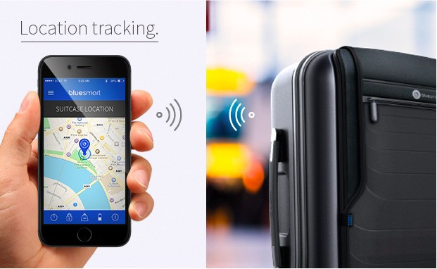 Self-Tracking Suitcase Passes $1M On Indiegogo