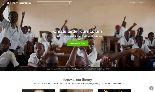OpenCurriculum Looks To Foster Open-Source Education By Releasing Free Online Library