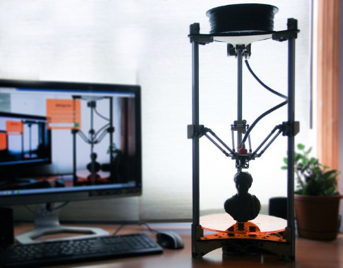 The Deltaprintr 3D Printer Nearly Sells Out On Kickstarter In Less Than A Week