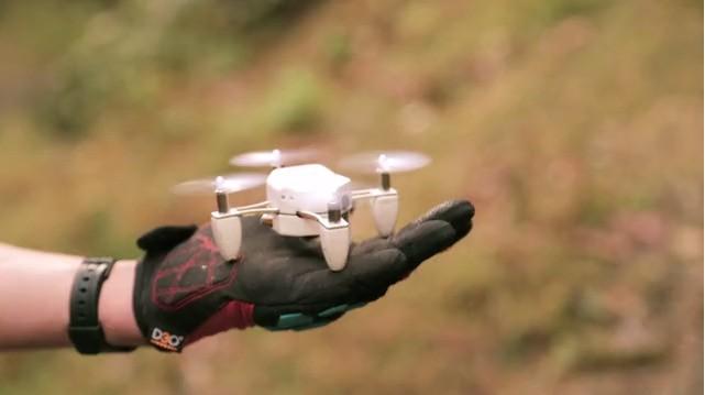 Zano Is A Sky Selfie Micro-Drone That Flies Itself