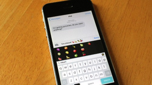 Slash Raises $1.3 Million For An iOS Keyboard And Mobile Search Engine