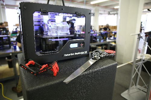 Stratasys Acquiring MakerBot In $403M Deal, Combined Company Will Likely Dominate 3D Printing Industry