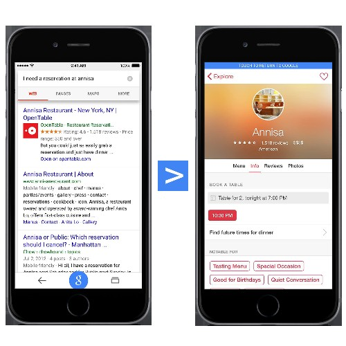 Google Search Will Now Also Feature Content From iOS Apps