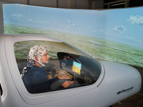 German Researchers Build A Plane Controlled By Your Brain