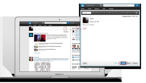 LinkedIn Opens Its Publishing Platform To All Members
