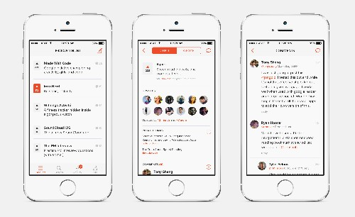 Product Hunt, The Valley's Water Cooler For Discussing New Apps And Services, Is Coming To iOS