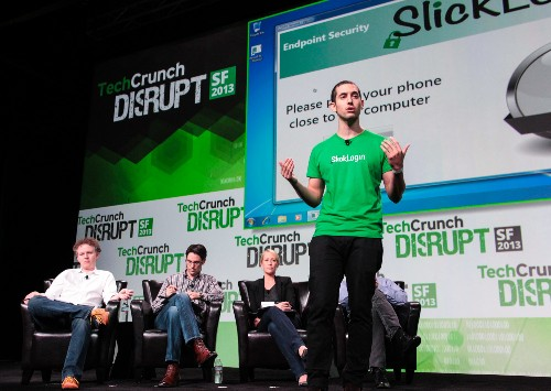 SlickLogin Aims To Kill The Password By Singing A Silent Song To Your Smartphone