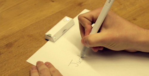 The Equil Smartpen Puts Your Physical Notes And Doodles In The Cloud