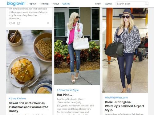 Fashion And Lifestyle Blog Reader Bloglovin Raises $7M