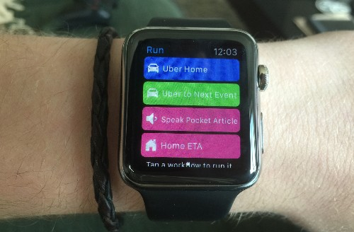 Workflow Hints At The Future Of The Watch As A Computing Platform