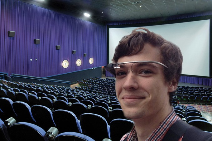 MPAA Bans Google Glass And Other Wearable Cameras From Movie Theaters Because Duh