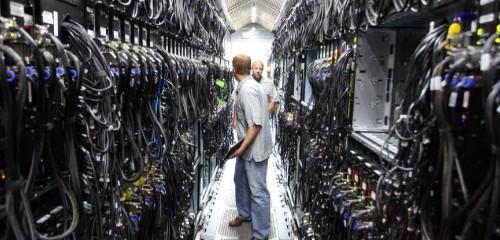 Gmail Traffic Between Google Servers Now Encrypted To Thwart NSA Snooping