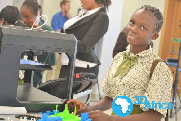 Youth For Technology's 3D Africa Program Wants To Get More Girls Into STEM Subjects